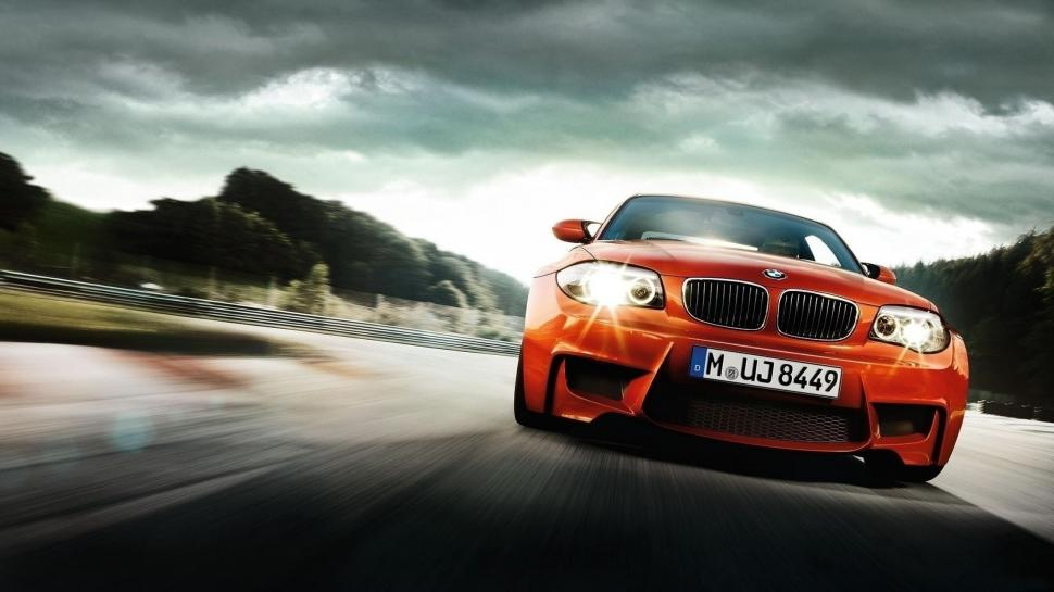 Landscapes Streets Cars Bmw 1 Series M Coupe Bmw 1 Series Wallpaper