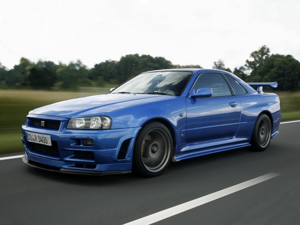 Nissan Skyline Gtr R34 Wallpaper Cars Better