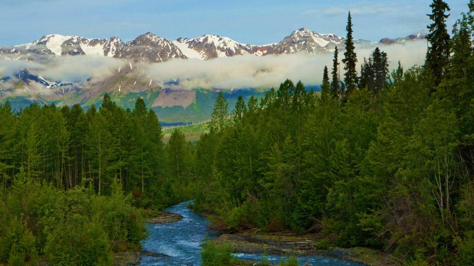 Samsung Galaxy S3 3d Wallpaper Free Download Scenic Alaska Wallpaper Nature And Landscape Wallpaper