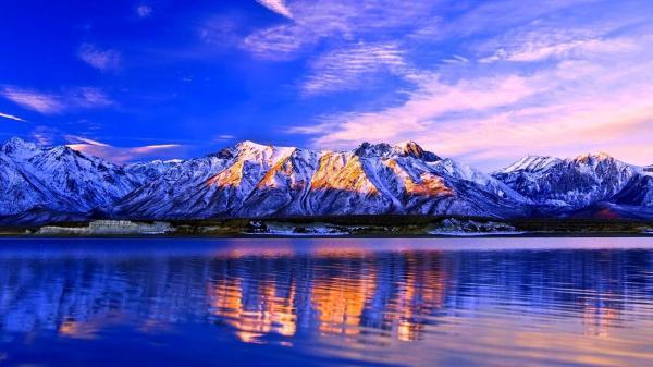 Amazing Mountain Scape Wallpaper Nature And Landscape