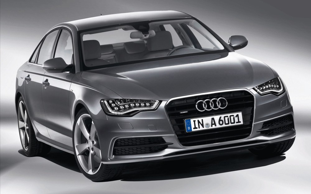 medium resolution of audi a6 silver wallpaper for pc tablet and mobile download