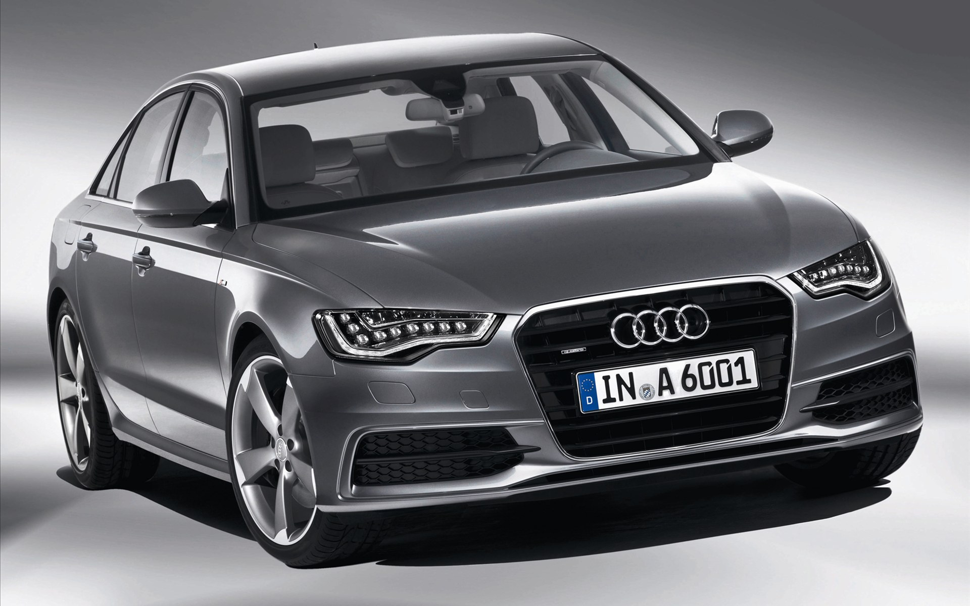hight resolution of audi a6 silver wallpaper for pc tablet and mobile download