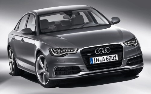 small resolution of audi a6 silver wallpaper for pc tablet and mobile download