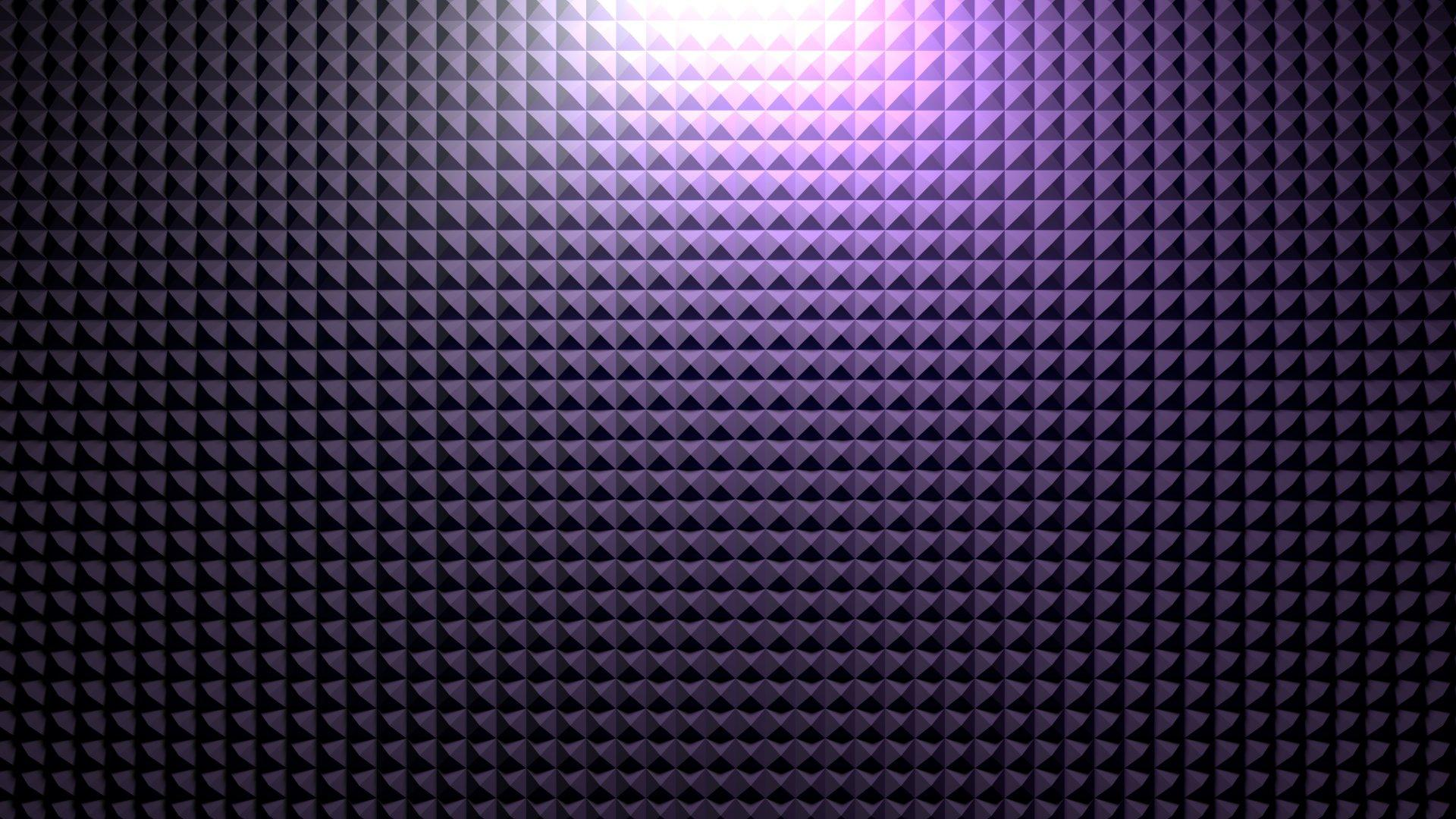 Purple Pyramid Texture Pattern wallpaper