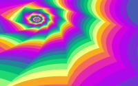 Psychedelic Swirl Colors wallpaper | colorful | Wallpaper ...
