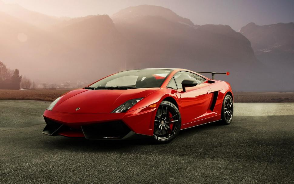 Lamborghini Gallardo Lp570 4 Red Car Wallpaper Other Wallpaper