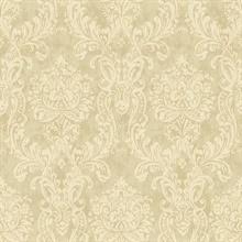 CG971210 Samantha Sage Damask Wallpaper Wallpaper