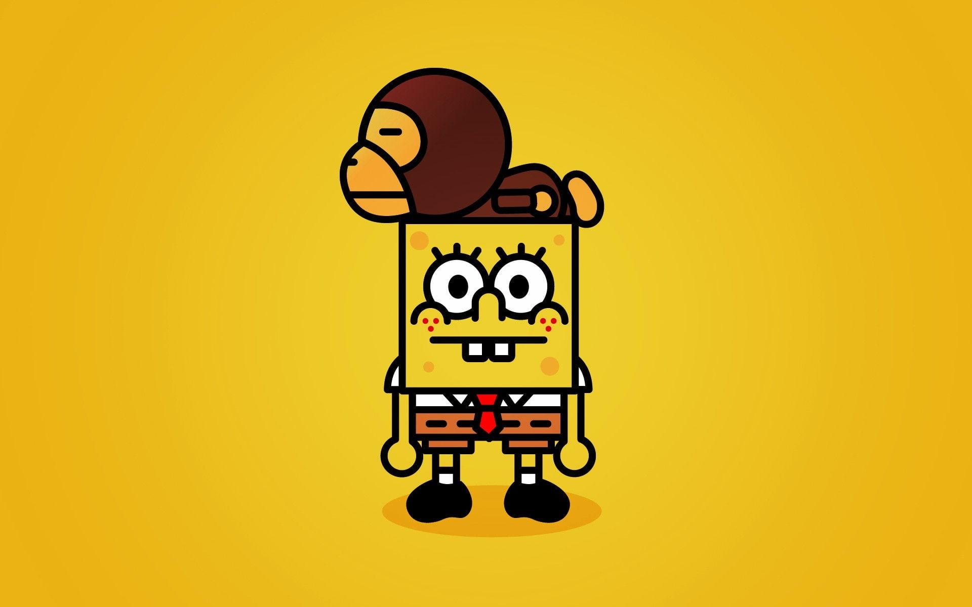 spongebob wallpaper spongebob squarepants