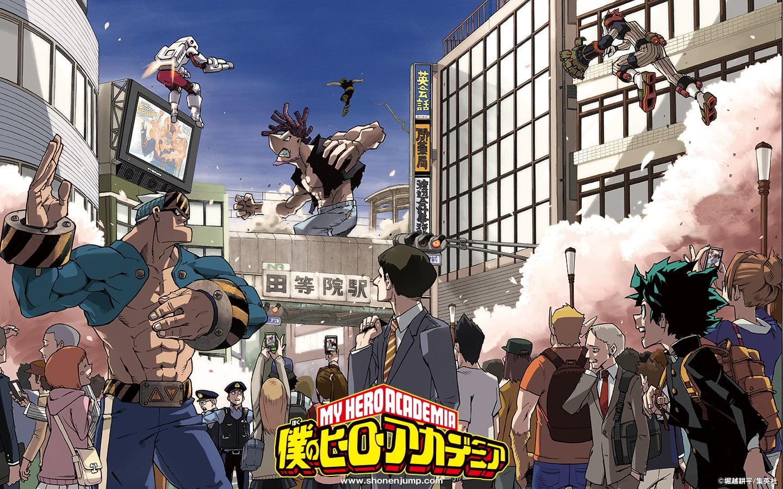 my hero academia poster boku no hero