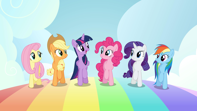six my little pony
