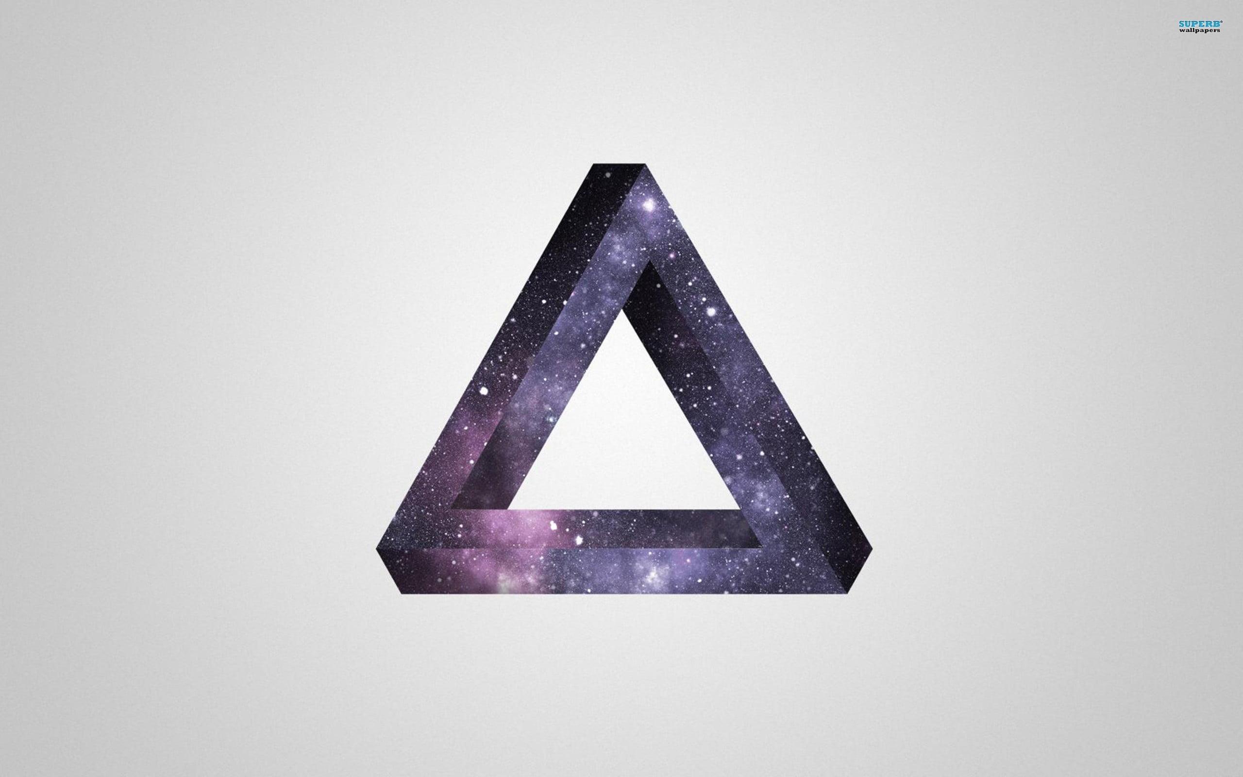 nebula triangle logo avicii