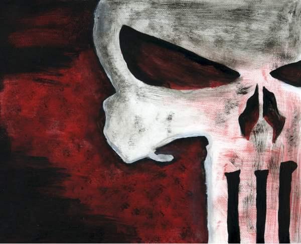 Punisher Skull Iphone Wallpaper Imgurl