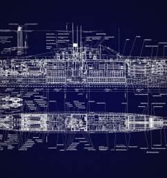 ship chart screengrab u boat schematic blueprints submarine hd wallpaper [ 2824 x 1765 Pixel ]
