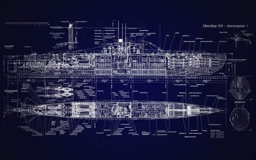 small resolution of ship chart screengrab u boat schematic blueprints submarine hd wallpaper