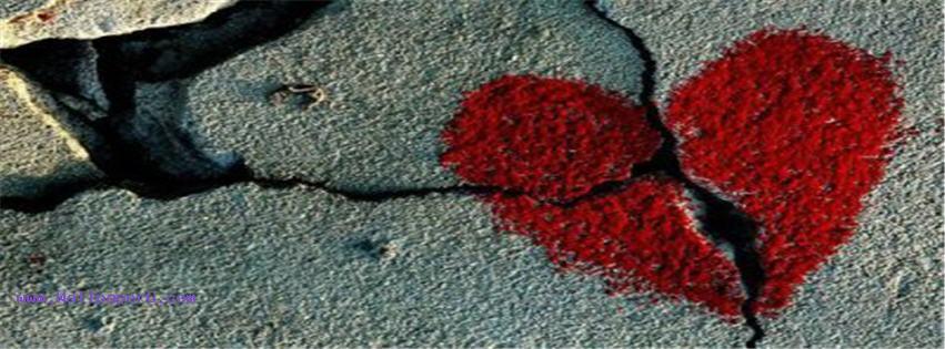 Sad Girl With Red Rose Wallpaper Download Broken Heart Black Rose Fb Cover Love Facebook