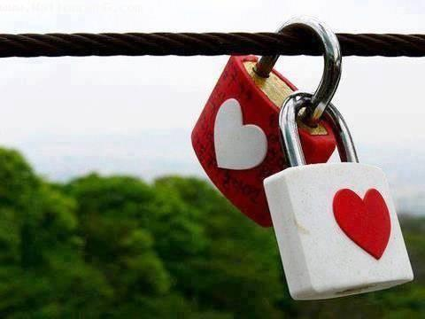 Phone Wallpapers Anime Girl Download Love Locks Innocent Love For Your Mobile Cell Phone