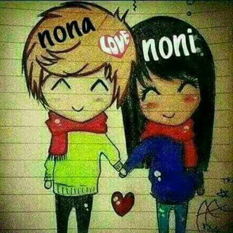 Cute Animated Wallpapers For Cell Phones Download Nona Love Noni A Love Bond Pic Romantic Couple