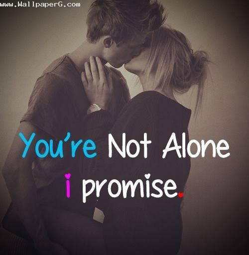 Girl Boy Doll Wallpaper Download You Re Not Alone Promise Day Wallpapers For