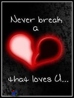 Wallpaper Quotes Love Hurts Download Never Break A Heart Who Loves You Love And Hurt