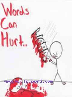 Cute Lovable Couple Wallpapers Download Words Can Hurt Or Heal Hurt Wallpapers For Your