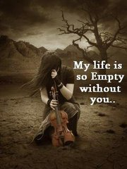 Cute Ladies Hd Wallpaper Download Life Empty Without U Heart Touching Love Quote