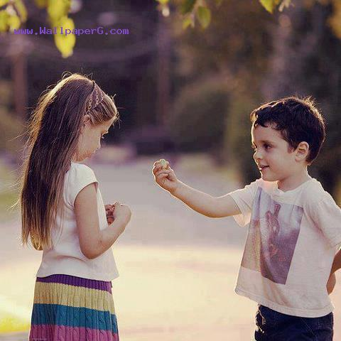 A Girl Proposing A Boy Wallpaper Download Love The Thing You Get Innocent Love Mobile Version