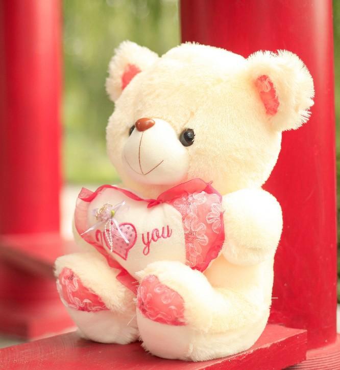 Sad Anime Girl Sweet Hd Wallpaper Download Lovely Teddy Bear I Love You Image Teddy Bear