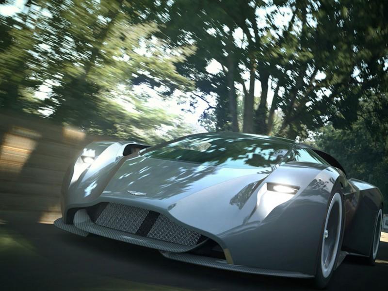 Aston Martin Dp 100 Vision Gran Turismo Wallpaper Free