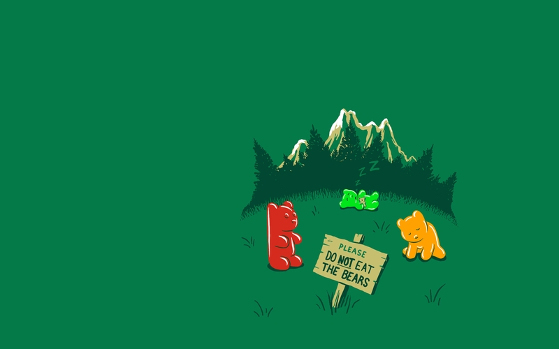 Best Pubg Cats Wallpapers Mountains Humor Threadless Jelly Bears 1440x900 Wallpaper