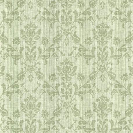 Buy Joliet Damask Sage FDFD21024 Green Wallpaper UK