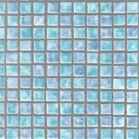 roll about kitchen cart ikea cupboards buy mosaic tile sidewall aqua fd-fd22897 teal wallpaper direct