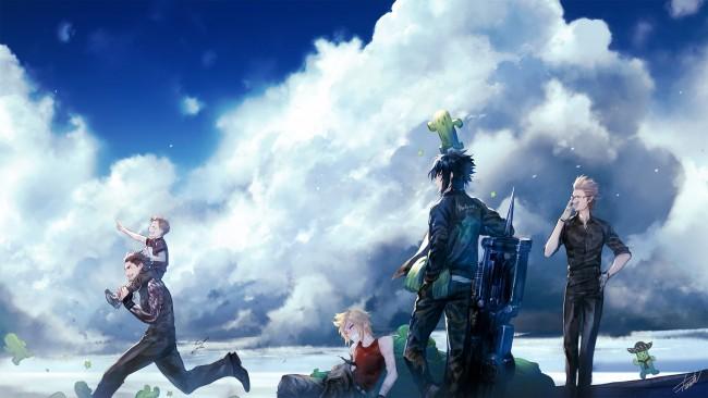Final Fantasy Xv Wallpaper Iphone X Wallpaper Final Fantasy Xv Noctis Lucis Caelum Ignis