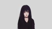 wallpaper realistic anime girl