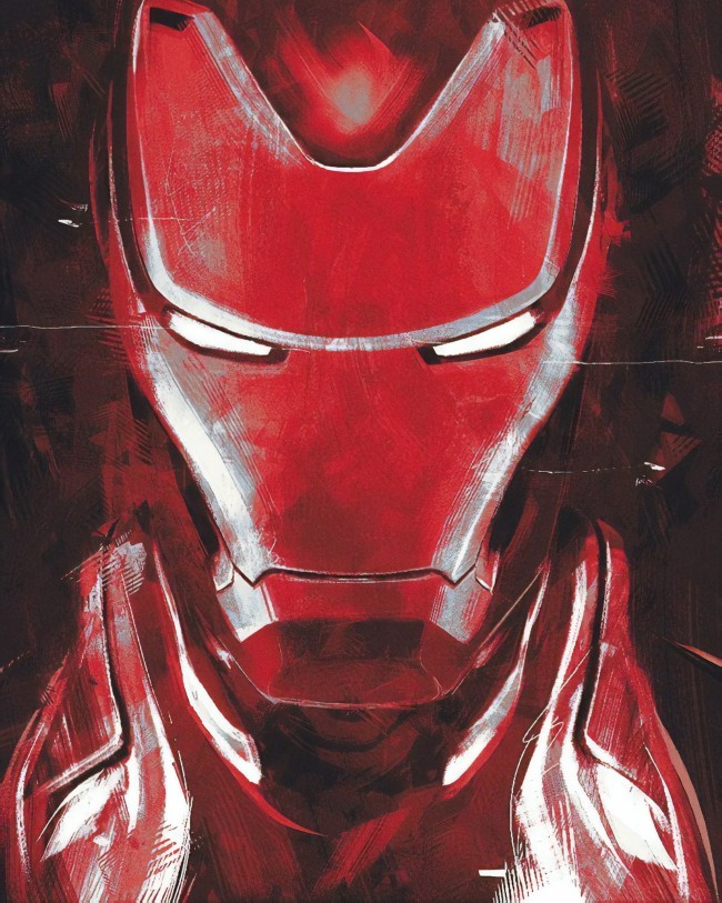 Wallpaper Iphone 6 Iron Man Wallpaper Avengers Endgame Iron Man Artwork