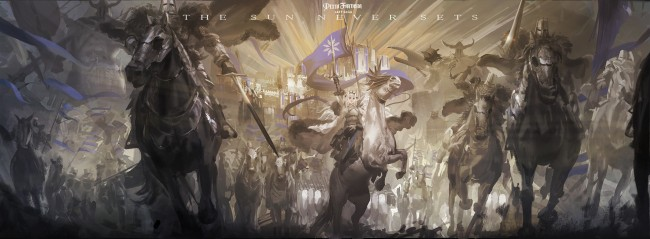 Hd Wallpapers For Iphone 4 Retina Display Wallpaper Anime Knights Medieval War Horses Armor