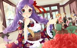 Sakura Falling Live Wallpaper Downloads Anime Wallpapers Hd Desktop Backgrounds Page 36