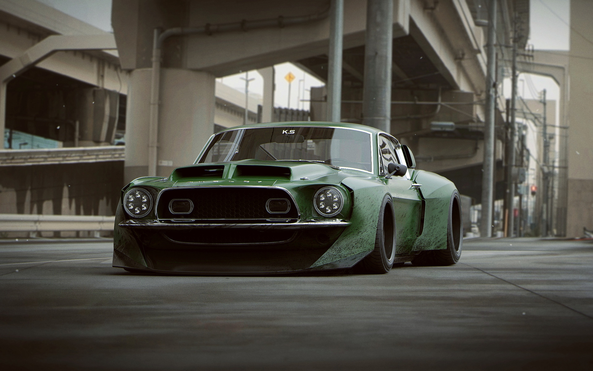 Bmw E30 Iphone Wallpaper Download 1920x1080 Ford Shelby Gt500 Tuning Muscle Cars