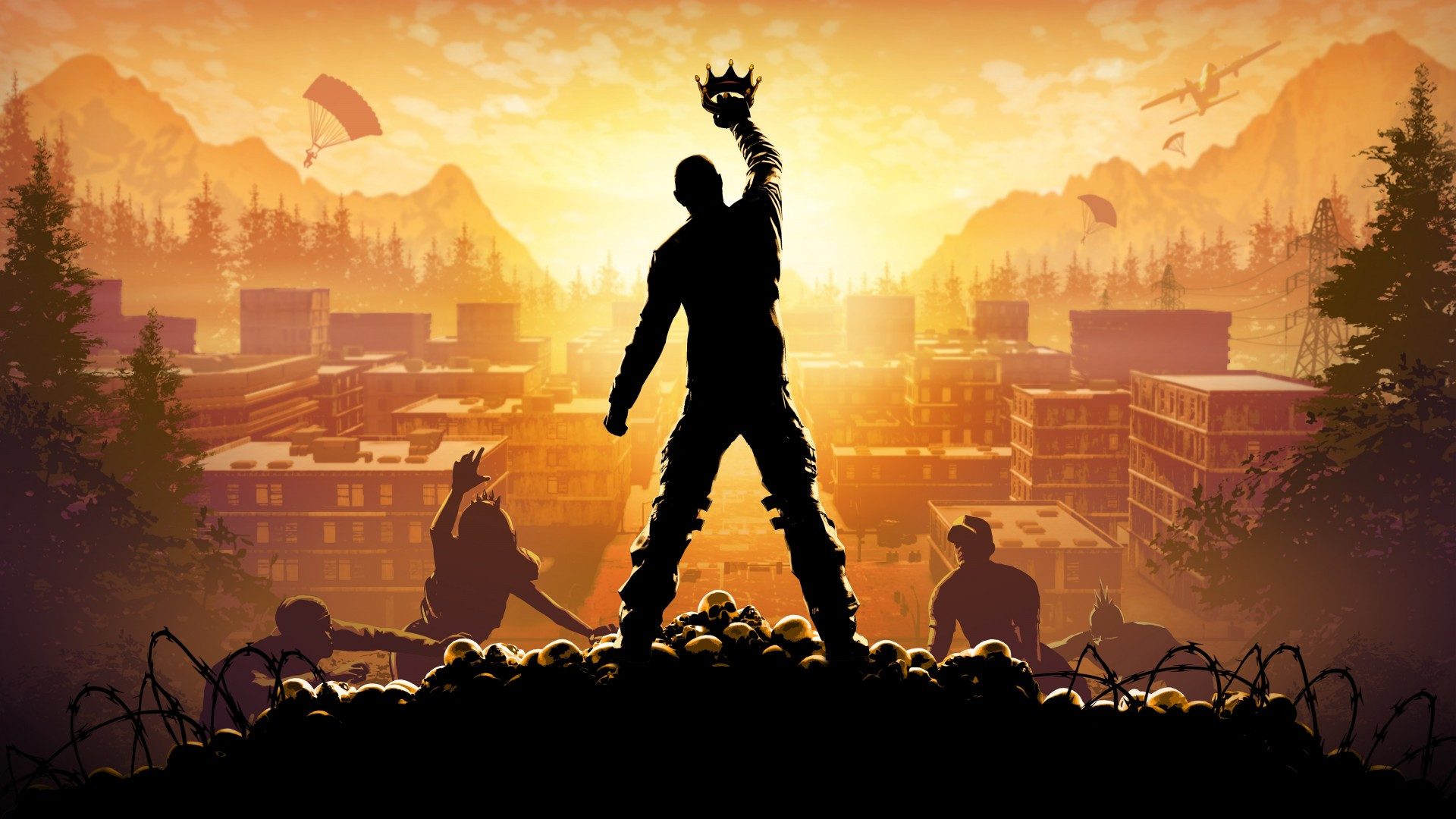 download 1920x1080 h1z1 king