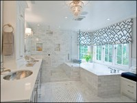 Decorating Ideas Bathroom Window Dressing - Bathroom ...
