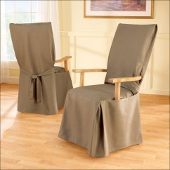 Dining Room Chair Covers With Arms Adirondack Lounge Area Slipcovers For Chairs