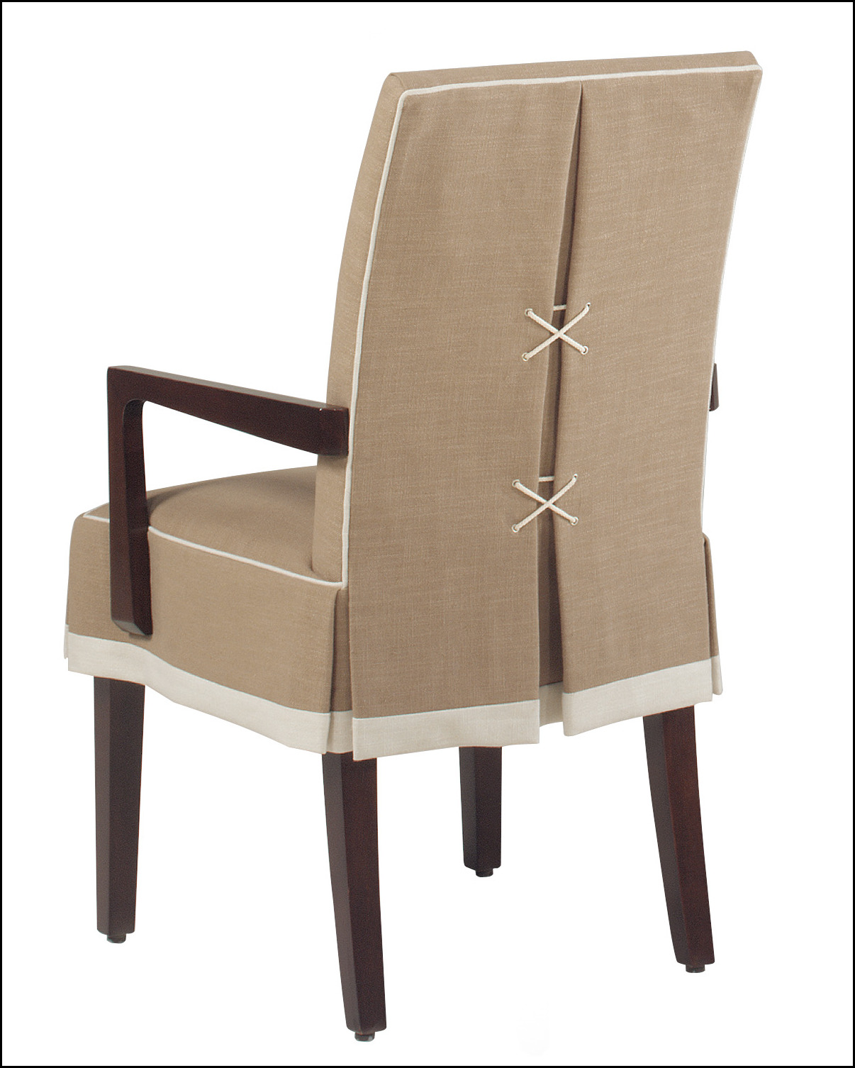 dining room chair covers with arms heavy duty industrial chairs area slipcovers for