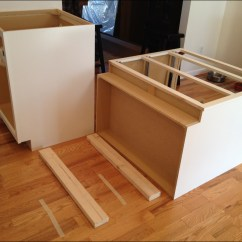 Install Kitchen Island Discount Cabinets Grand Rapids Mi Marvelous How To Cabinet