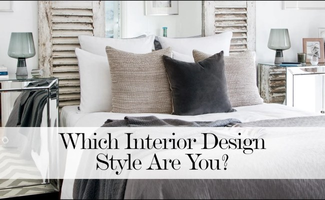 What Is My Home Decorating Style Quiz