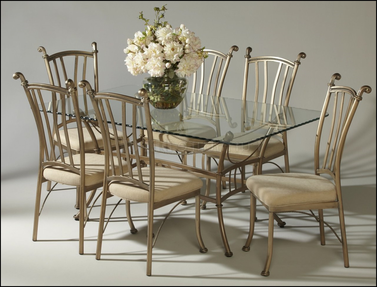 iron chair price nautical desk indoor wrought dining room sets