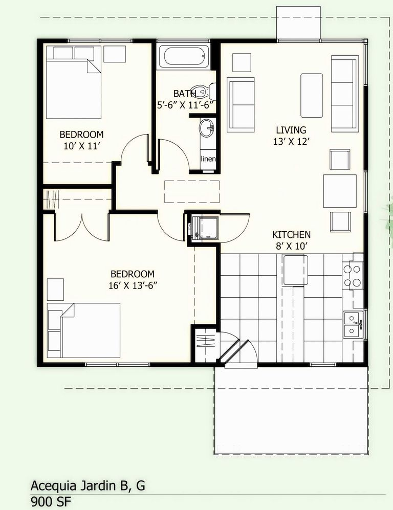 700 Sq Ft House Plans