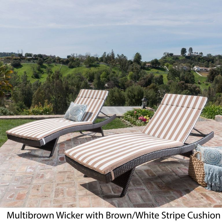 Deck Chaise Lounge