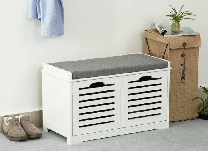 File Cabinet Bench Seat