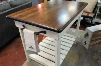 Handmade Kitchen Islands