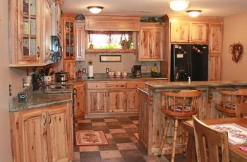Hickory Kitchen Cabinets Pictures