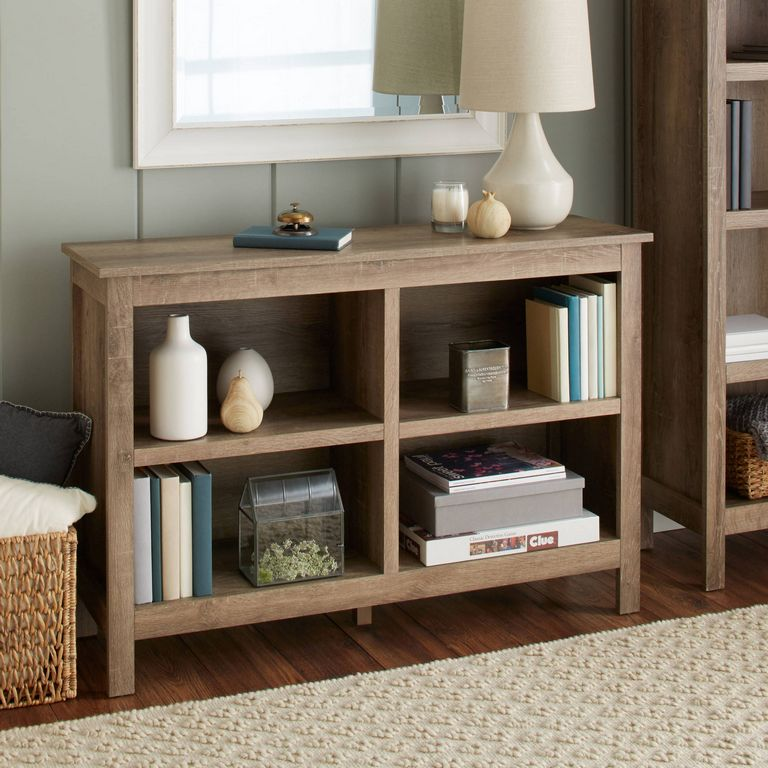 Horizontal Bookcase Walmart